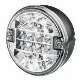 LED Rückfahrleuchte rund Rubbolite