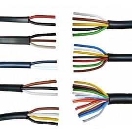 Kabel mehradrig 0.75mm2