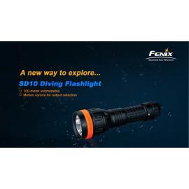 Fenix Taucherlampe SD10