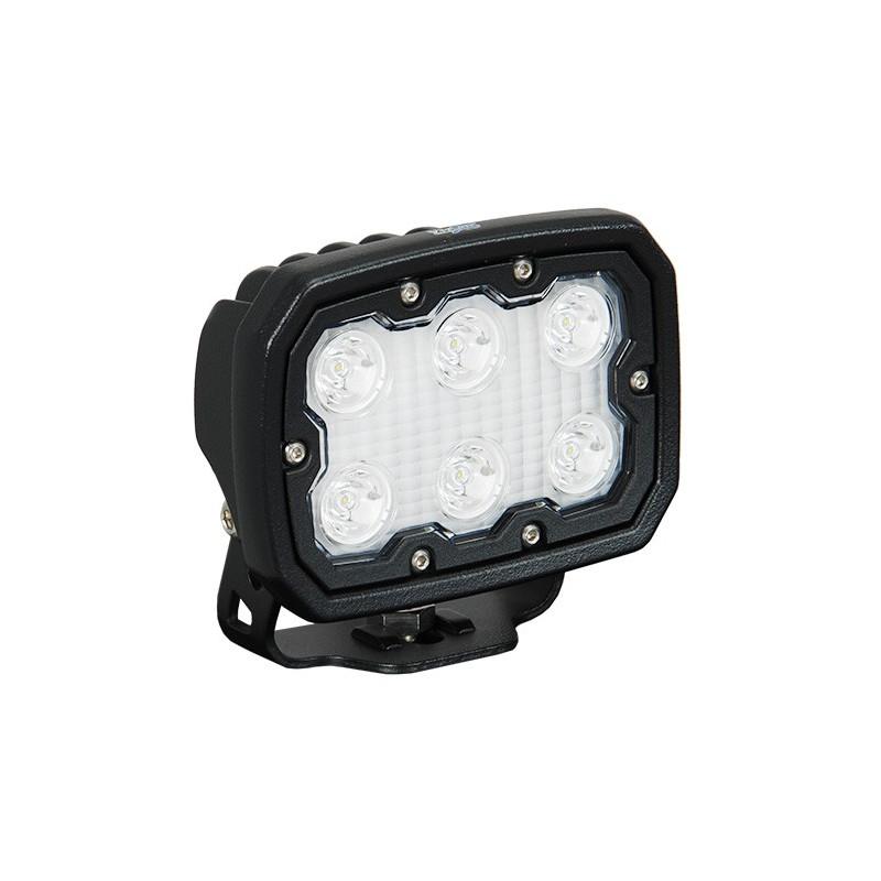 Vision X LED Arbeits- Rückfahrscheinwerfer Duralux 30W