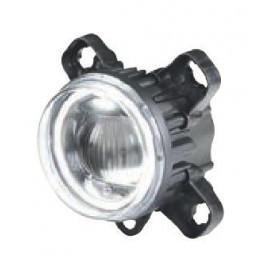 LED Fernscheinwerfer L4060, mit Tagfahr- und Positionslicht 90mm Hella