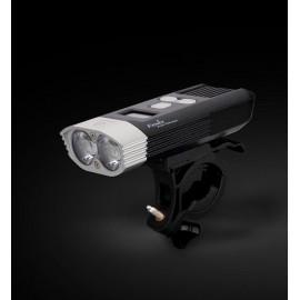 LED Fahrradbeleuchtung Fenix BC30R, wiederaufladbar mit USB