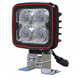LED Arbeits- Rückfahrscheinwerfer 12W Weldex, 5 Jahre Garantie