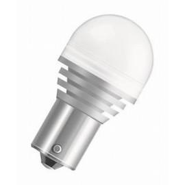 LED Birne BAU15s 12V OSRAM LEDriving PY21W, kaltweiss