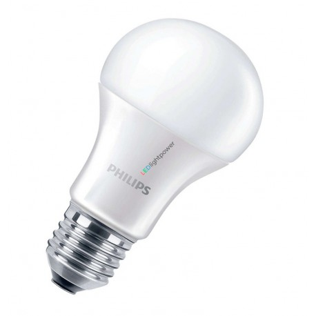 philips corepro ledbulb dimmbar e27 9 5w 60w warmweiss. Black Bedroom Furniture Sets. Home Design Ideas