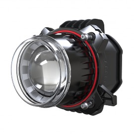 Bi-LED Modul, Abblend- und Fernlicht Scheinwerfer 90mm Weldex, 5 Jahre Garantie