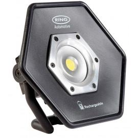 Akku-Werkstattleuchte 20W LED, Ring