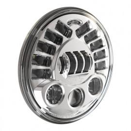 """LED Hauptscheinwerfer 7"""" Speaker Model 8790 A Series für Motorrad"""