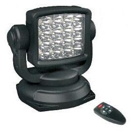 LED Suchscheinwerfer mit Funkfernbedienung
