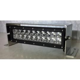 Montagehalterung zu LED Fernlicht-Balken 60W DAKAR Edition