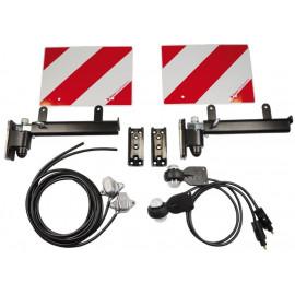 Doppelradmarkierung Visio V350 LED