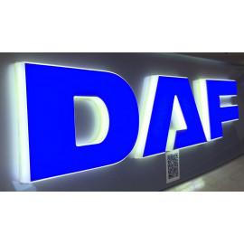 LED Logo für Kühlergrill DAF XF Euro 6 oder New XF