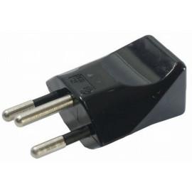 Stecker T12 schwarz
