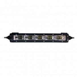 LED Arbeitsscheinwerfer 50W DAKAR Edition, warmweiss, Breitstrahler