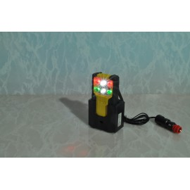 Akku LED Taschenlampe