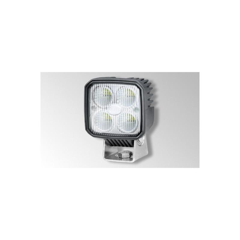 LED Arbeitsscheinwerfer Hella Q90, Kunstoffgehäuse