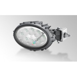 Hella OVAL 100 LED Gen. II Thermo Pro LED Arbeitsscheinwerfer, seitliche Montage