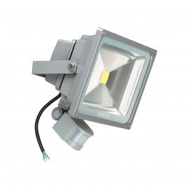 LED Fluter Philips 54W mit PIR Bewegungsmelder