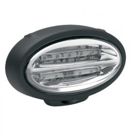 Einbau LED Arbeitsscheinwerfer oval J.W. speaker Model 660