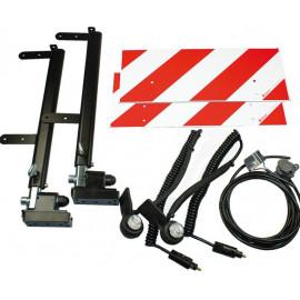 Doppelradmarkierung Visio V301 LED