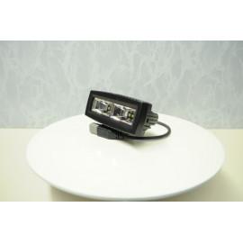 LED Arbeitsscheinwerfer 25W DAKAR-Lights, 12-24V, 4 Jahre Garantie