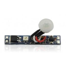 PIR Sensor, Infrarot Bewegungsmelder für LED Profil 7-30V DC