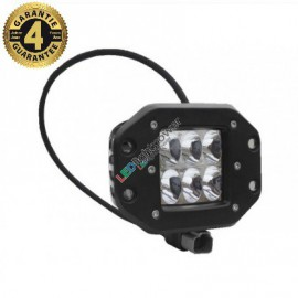 LED Arbeitsscheinwerfer 30/40W Dakar Edition Einbauversion,, 12-24V, 4 Jahre Garantie