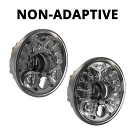 """LED Hauptscheinwerfer 5.75"""" Speaker Model 8690 Series für Motorrad, nicht adaptiv"""