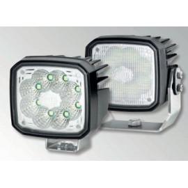 Hella Ultra Beam Gen. II LED Arbeitsscheinwerfer, 12/24V, 4000 Lumen