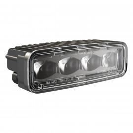 LED Nebelscheinwerfer rechteckig J.W. Speaker 791, 12V