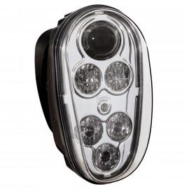 LED Hauptscheinwerfer J.W. Speaker 515, mit Abblend-, Fern-, Positionslicht und Blinker