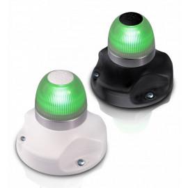 LED Vollkreislaterne Grün 2 sm mit BSH-Zulassung
