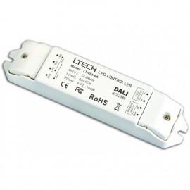 DALI LED Controller 12-24V, 1-Kanal 6A, LTECH