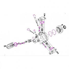Dichtsatz für BOSCH Commonrail Hochdruckpumpe CP1