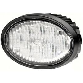 Hella Einbau LED Arbeitsscheinwerfer oval 12-24V