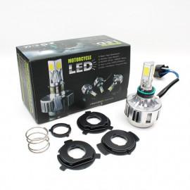 LED Ersatz-Leuchtmittel H6 für Motorrad 8-80V AC, symmetrisches Licht