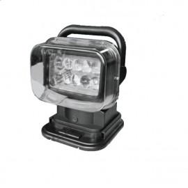 LED Suchscheinwerfer 50W funkferngesteuert 24V