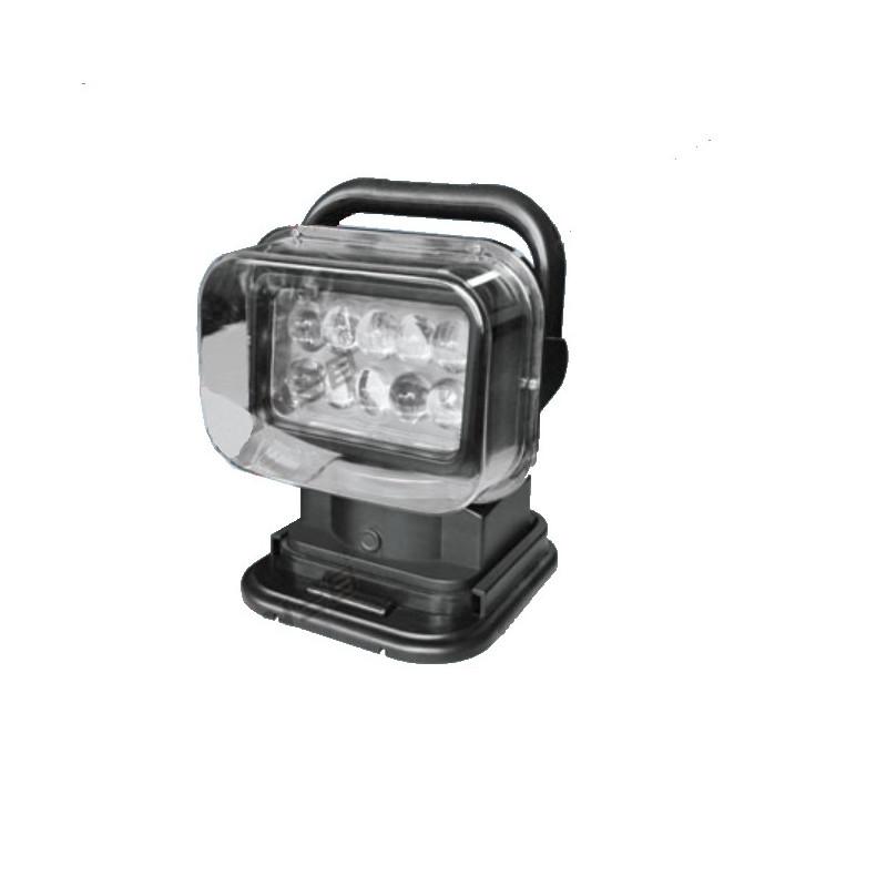 LED Suchscheinwerfer 50W funkferngesteuert