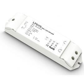 DALI-Push Dim LED Controller 230VAC - 24VDC, 36W, LTECH, LTSYS