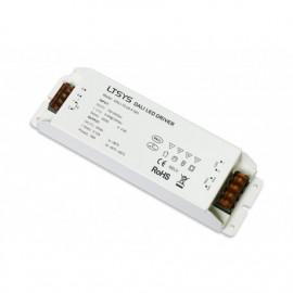 DALI-Push Dim LED Controller 230VAC - 24VDC, 75W, LTECH, LTSYS