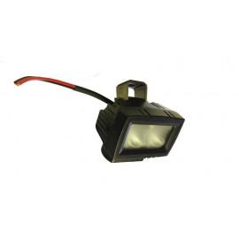 LED Mini Arbeitsscheinwerfer 12W mit Bewegungsmelder 12/24V