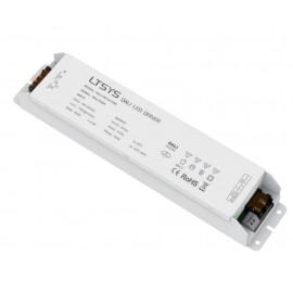 DALI-Push Dim LED Controller 230VAC - 24VDC / 12VDC, 150W, LTECH, LTSYS