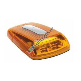 LED Seitenblinker orange 119x72x25