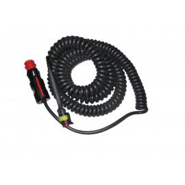 Spiralkabel inkl. AMP Superseal Stecker