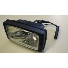 LED Einbauscheinwerfer H4 Abblend- und Fernlicht, Ersatz für Hella Modul 6213 Scheinwerfer