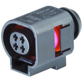 Steckergehäuse zu 90mm LED Scheinwerfer Hella