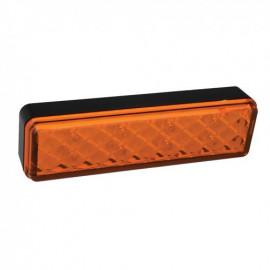 LED Blinkleuchte 12/24V hinten, 135x38x24
