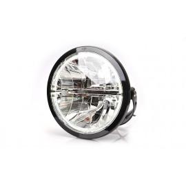 LED Fernscheinwerfer WAS mit Standlichtring, 12-24V