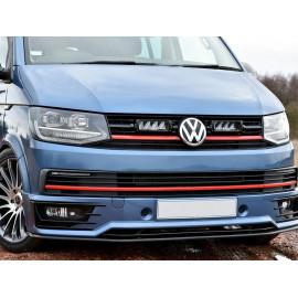 Kühlergrill Kit für VW T6, Trendline oder Highline, für LAZER LED Fernlichter