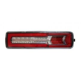 LED Schlussleuchte mit dynamischem Blinker, links, 24V, passend für Volvo und Renault LKW